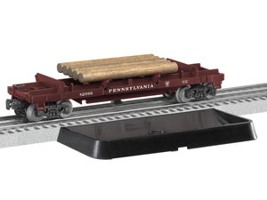 "Lionel 6-82066 - Log Dump Car ""Pennsylvania"""