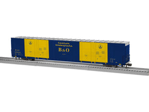 "Lionel 6-82421 - 8-Door Hi-Cube Boxcar ""Baltimore & Ohio"""