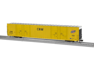 "Lionel 6-82423 - 8-Door Hi-Cube Boxcar ""Chicago & North Western"""