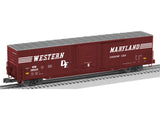 "Lionel 6-82657 - 60' Box Car ""Western Maryland"""