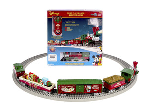 "Lionel 6-82716 - LionChief - Disney Train Set ""Mickey's Holiday to Remember"""