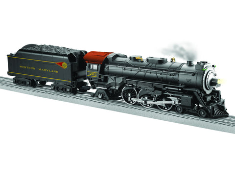 "Lionel  6-82969 - LionChief Plus - 4-6-2 Pacific ""Western Maryland"""