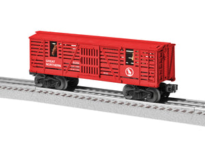 "Lionel 6-83256 - Horse Transport ""Great Northern"""