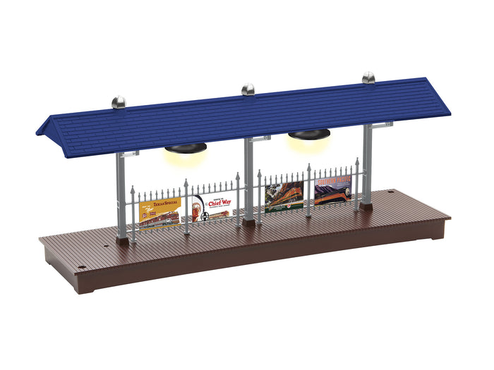Lionel 6-83444 - Illuminated Station Platform