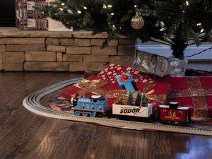 Lionel 6-85324 - Thomas & Friends - LionChief Christmas Freight Set w/ Bluetooth