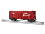 "Lionel 6-83570 - Grain Door PS-1 Boxcars ""Great Northern"""