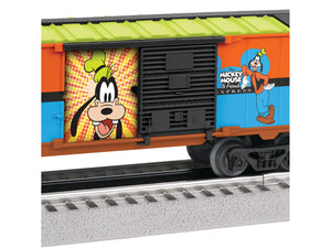 "Lionel 6-83979 - LionChief - Express Set ""Mickey & Friends"" w/ Bluetooth"