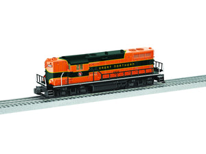 "Lionel 6-84108 - LionChief+ - GP7 Diesel Locomotive ""Great Northern"""