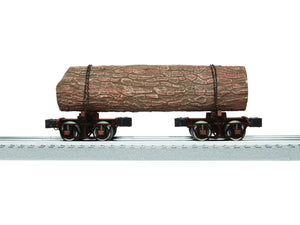 Lionel 6-84166 - Logging Disconnects (Single Pair) - Brown