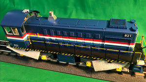 "MTH 20-21186-1 - Alco S-2 Switcher Diesel Engine ""Staten Island Railway"" #821 w/ PS3"