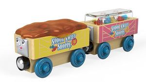 Thomas & Friends™ FHM57 - Wood Candy Cars