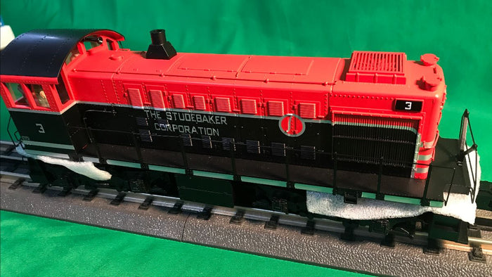 "MTH 20-21182-1 - Alco S-2 Switcher Diesel Engine ""Studebaker"" #2 w/ PS3"