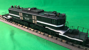 "MTH 20-5702-1 - P2 Box Cab Electric ""New York Central"" #233 Cigar Band w/ PS3"