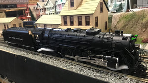 "Lionel 1922050 - J3a Pacemaker Passenger Set ""New York Central"""