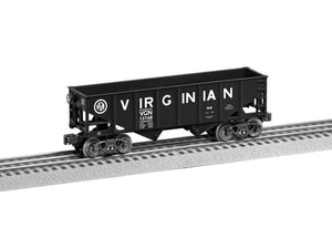 "Lionel 6-82410 - 2-Bay Hopper ""Virginian"" #13168"