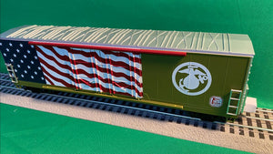 "MTH 20-93871 - 50' Dbl. Door Plugged Boxcar ""Kansas City Southern"""