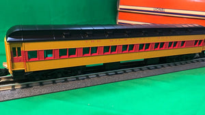 "Lionel 6-84199 - 18"" Heavyweight Passenger Coach Car ""Milwaukee Road"" (2-Car) Set #1"
