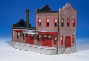 Korber Models #915 - O Scale - Quaker Foods Kit