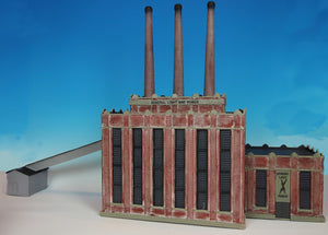 Korber Models #916 - O Scale - General Light & Power Plant Kit
