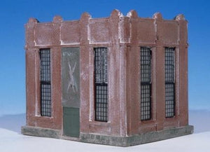 Korber Models #917 - O Scale - General Light & Power Substation Kit