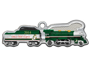Lionel 9-22026 - Silver Bell Express Annual Keepsake Ornament
