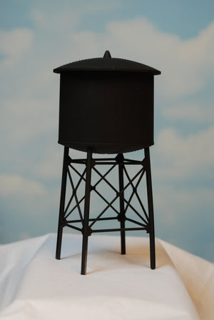 Korber Models #930 - O Scale - 1930's Roof Top Steel Water Tank Kit