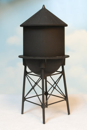 Korber Models #931 - O Scale - 1900's Roof Top Steel Water Tank Kit