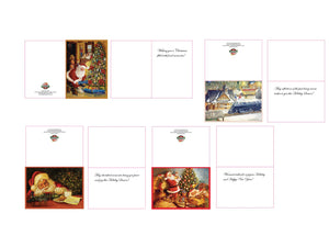 Lionel 9-32029 - Angela Trotta Thomas - Christmas Cards