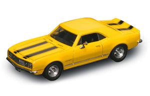 1967 Chevrolet Camaro Z-28 (Yellow) 1/43 Diecast Car by Road Signature