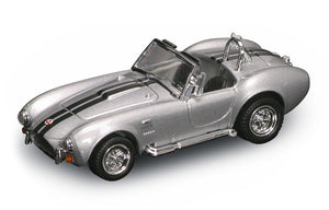 1964 Shelby Cobra 427S/C (Silver) 1/43 Diecast Car by Road Signature