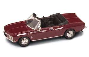 1969 Corvair Monza (Burgundy) 1/43 Diecast Car by Road Signature