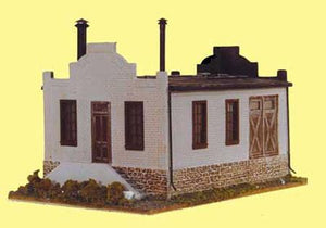 Korber Models #957 - O Scale - Lewis & Sons Machine Shop Kit