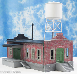 Korber Models #958 - O Scale - Mill Works Kit