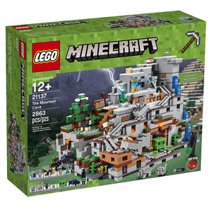 Lego 21137 - Minecraft - The Mountain Cave