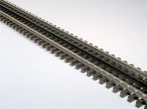 "Atlas O 6056 - 40"" Custom-Flex with Simulated Wood Ties Track (O Scale) - Minimum order is 5 pieces"