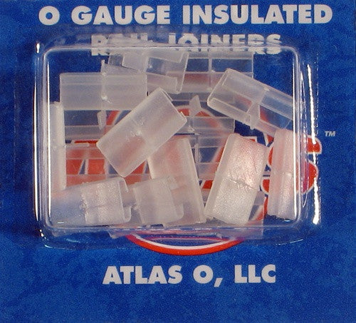 Atlas O 6093 - Insulated Joiners (16-Pack)