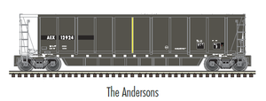 "Atlas O 3005609 - MASTER - Coalveyor Bathtub Gondola ""The Andersons"""