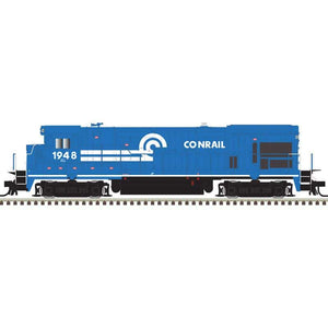 "Atlas HO 10003623 - B23-7 Locomotive ""Conrail"" 1948 (White Sill)"