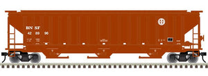 "Atlas O 2001632 - Trainman - PS-4750 Covered Hopper ""BNSF"""