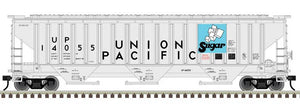 "Atlas O 2001635 - Trainman - PS-4750 Covered Hopper ""Union Pacific"""