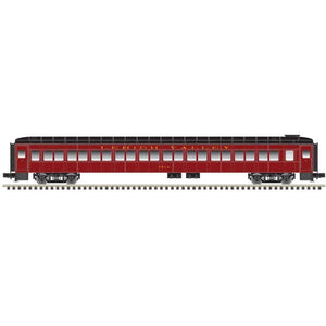 "Atlas O 2002958 - Trainman - Pullman Bradley Passenger Cars ""Lehigh Valley"" - 2-Rail"