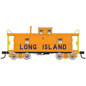 "Atlas O 2003061 - Trainman - C&O Cupola Caboose ""Long Island Railroad"" (2-Rail)"