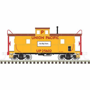 "Atlas O 2003063 - Trainman - C&O Cupola Caboose ""Union Pacific"" (2-Rail)"