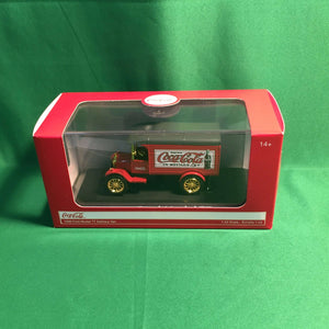 "Atlas O 25 000 007 - 1926 Ford Model TT Delivery Van ""Coca-Cola"" 1/43"
