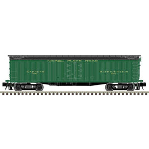 "Atlas O 3001037 - 53' 6"" Wood Express Reefer Car ""Nickel Plate Road"""