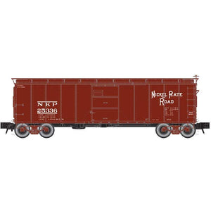 "Atlas O 3001919 - X-29 40' Steel Box Car ""Nickel Plate Road"""
