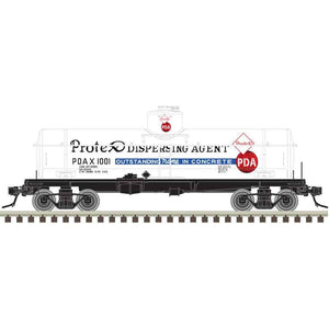 "Atlas O 3003841 - ACF 8,000 Gallon Tank Car ""Protex Industries"""