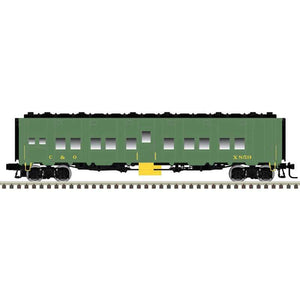 "Atlas O 3007721 - Troop Sleeper ""Chesapeake & Ohio"""