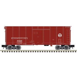 "Atlas O 3007908 - 40' Wagon Top Box Car ""Pennsylvania"""
