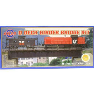 Atlas O 6923 - Deck Girder Bridge